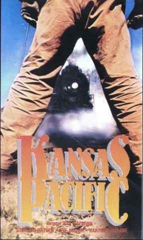 KANSAS PACIFIC (Kansas Pacific, 1953, Colour, Spanish, Full Movie, Cinetel)
