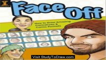 how to draw caricature using illustrator