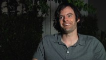 """Bill Hader Chats About Sexy Comedy """"The To Do List"""""""