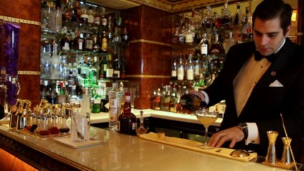 ritz 100 cocktail the rivoli bar at the ritz hotel london