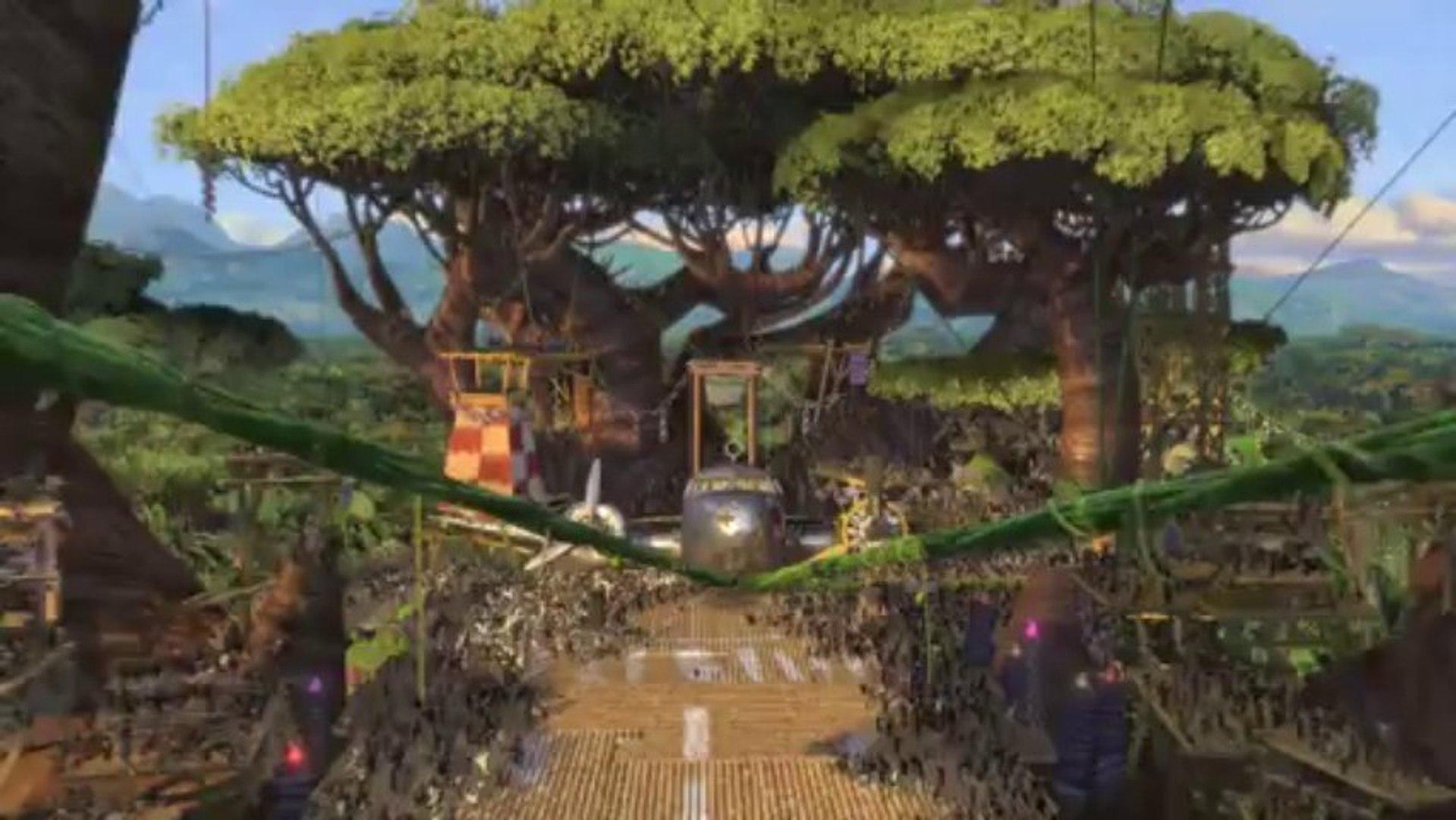 Madagascar Escape 2 Africa Video Dailymotion