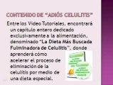 Adios Celulitis, método natural de Larissa Pino, funciona?