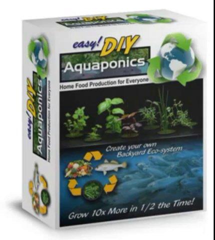 Easy DIY Aquaponics System Review Bonus For All