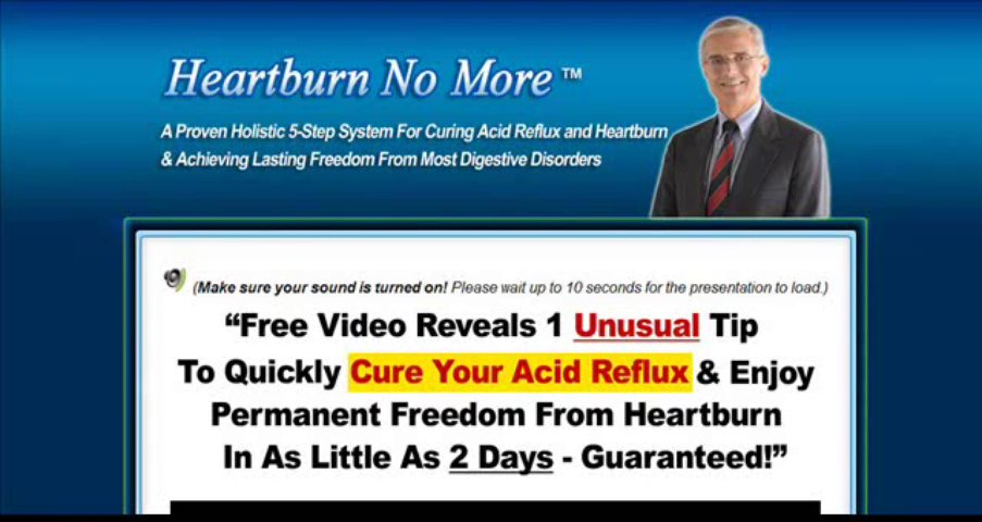 Heartburn No More Review – Truth ( Review )  about Heartburn No More
