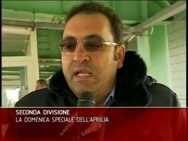 RICORDO SINDACO STADIO APRILIA