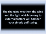 Golf Swing Guide | Simple Golf Swing | How To Hit a Long Drive in Golf   --InfoTheBest