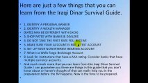 Get the Latest Iraqi Dinar RV Intel - Things you need to know before the Iraqi Dinar Revaluation!