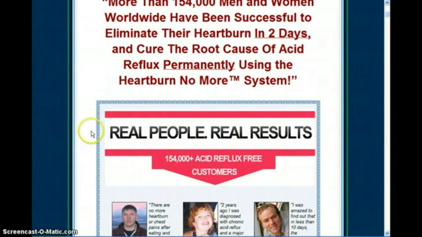 How To Get Rid Of Heartburn Fast | Is Heartburn No More All It's Cracked Up To Be?