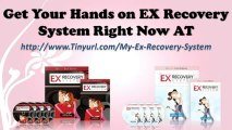 EX Recovery System Get Him Back Edition - EX Recovery System Get Him Back