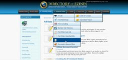 Directory Of Ezines Review | DOE Solo Ads Directory By Charlie Page