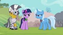 My Little Pony Friendship is Magic Temporada 3 EP 57 Duelo de Magia. Español Latino  HD.