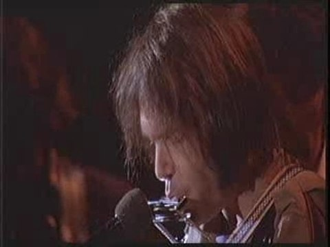 Neil Young Helpless w/ The Band