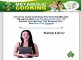 Dave Karine Metabolic Cooking | Karine Losier Metabolic Cookbook