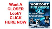 "Workout Finishers 2.0 Review -- A REAL Look at ""Workout Finishers 2.0"""