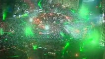 Tens of thousands at Tahrir Square protests