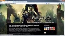 Injustice Gods Among Us – PS3 [Download  torrent] - video