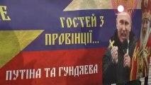 Putin, Ortodoks dünyasıyla Kiev'de biraraya geldi