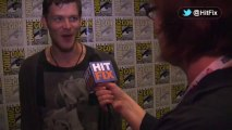 2013.07.23 Joseph Morgan @ San Diego Comic Con-HitFix