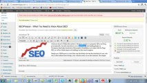 Onpage SEO Tutorial | SEOPressor Review | Best Wordpress Plugin for Blog SEO