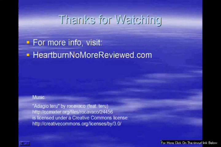 Heartburn No More Reviewed – 6 Tips to Prevent Heartburn