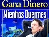 Ganar Dinero Mientras Duermes   Como Ganar Dinero Mientras Duermes