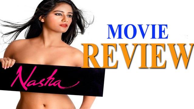 Nasha Review   Poonam Pandey   Shivam   NewsCafeLive