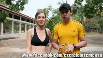 Exercícios abdominais - Barriga tanquinho!
