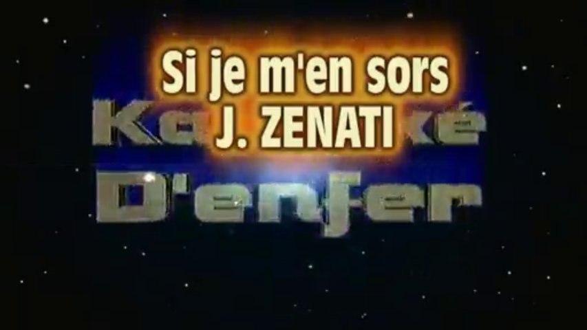 Zenati - Karaoke - Si je m'en sors
