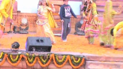 48 Shri Krishna And Radha Dance - Krishnleela