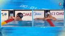 Finale 400m NL (F) - ChM natation 2013 (Muffat)