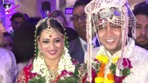 Shweta Tiwari gets married to Abhinav Kohli