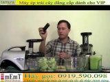 Máy ép trái cây cao cấp ][ Omega NC800 vs Omega VRT400 Slow Juicer Comparison Review]