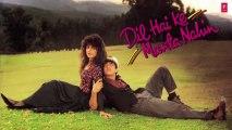 Mainu Ishq Da Lagya Rog Full Song (Audio) _ Dil Hai Ki Manta Nahin _ Aamir Khan, Pooja Bhatt