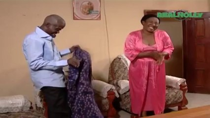 Patience Ozokwor  Baptize An Old Man With Hot Water