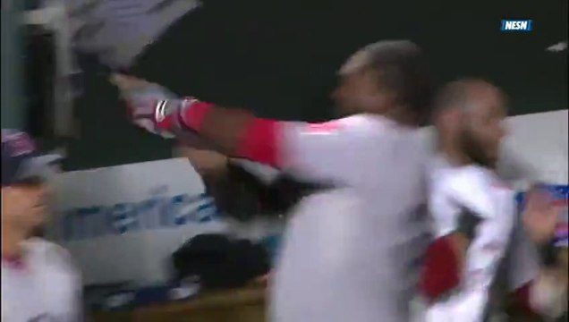 David Ortiz Smashes Phone In Dugout With Bat After Strikeout - MLB Boston Red Sox Baseball Game