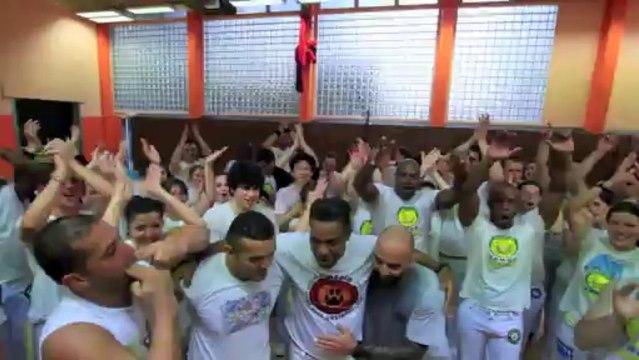 Capoeira Paris - Cours de Capoeira Saison 2015 - Batizado HD Enfants et adultes