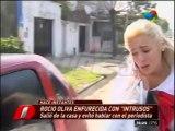 Pronto.com.ar Rocío no quiere hablar con Intrusos