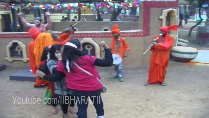 Three Ladies Dance - Suraj kund Dance