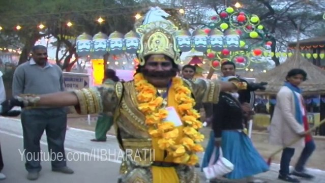 Raavan - Suraj kund fare 2013 India