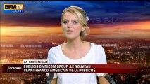 L'éco du soir: Publicis Omnicom Group, le nouveau géant franco-américain de la publicité - 29/07