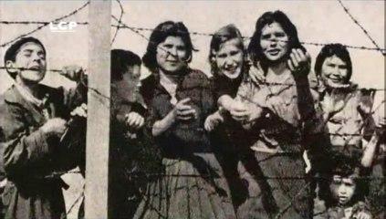 Camp de concentration - gens du voyage