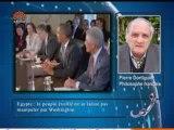 Sahar Report 28.07.2013 Pierre Dortiguier, sur l'éveil du peuple égyptien