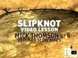 Slipknot -  Mick Thompson