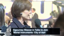 Sigourney Weaver in Talks to Join 'Mortal Instruments: City of Ash'