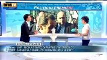 Politique Première: délai accordé à l'UMP pour rembourser les 2,7 millions manquants - 30/07