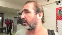Cantona parle de rugby, à sa manière
