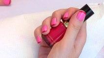 Nail art : comment réussir sa french manucure bicolore à tous les coups ?