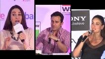 Kareena Kapoor, Saif Ali Khan And Karisma Kapoor In A Film !