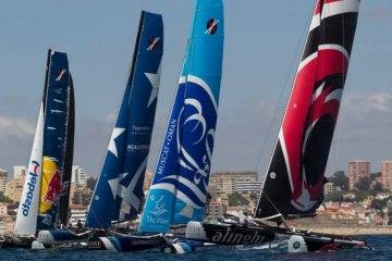Extreme Sailing Series Act 5 Porto highlights