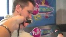 Défi de Toph : La barbe à papa (Saison 2012/2013) - Mikl à la radio Fun Radio